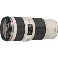 Canon EF 70-200mm f/4L IS USM Excellent Condition