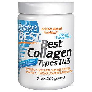 Best Collagen Types 1 and 3 - 200g Powder