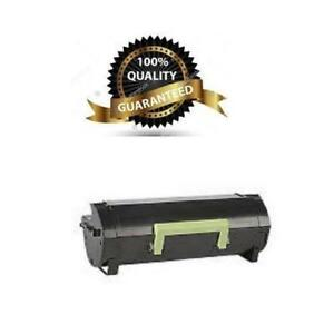 Weekly Promo! LEXMARK T501X HIGH YIELD 10K NEW COMPATIBLE BLACK TONER CARTRIDGE $110(was$150)