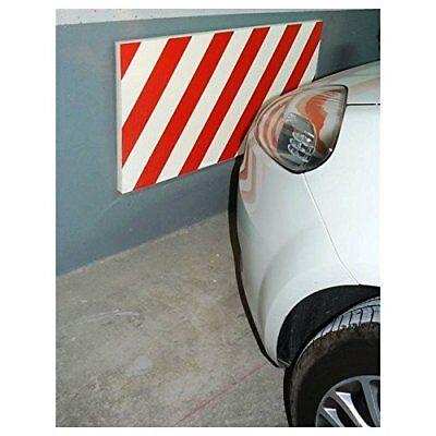 Pannello adesivo Parabordi Protezione auto moto garage parcheggio 38 x 15 x 4.5
