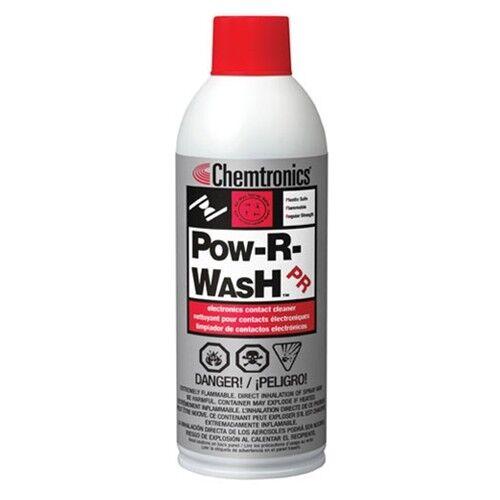 Chemtronics ES1605 Pow-R-Wash PR Contact Cleaner, 10oz Aerosol can