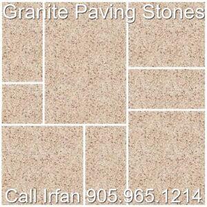 Sunset Granite Flagstone Pavers Granite Paving Stones Patio