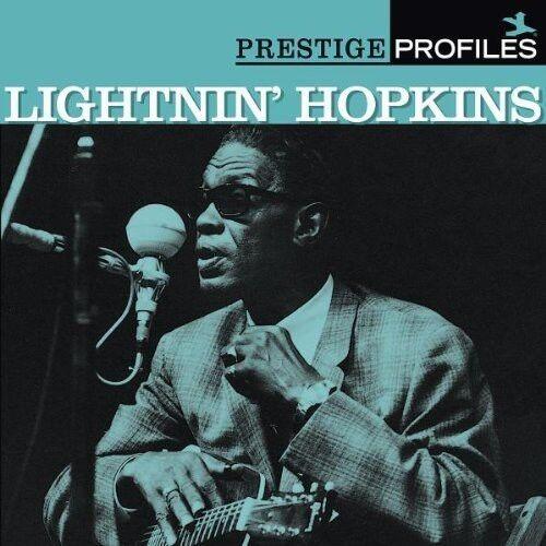 Lightnin' Hopkins - Prestige Profiles 8 [New CD]