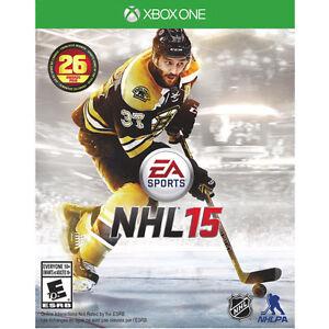 NHL15 xbox one