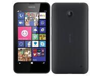 Nokia Lumia 635 (Rm 974) Smartphone Black Vodaphone (Quantity 2)
