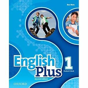 English Plus: Level 1: Student's Book, Wetz, Ben, New Book