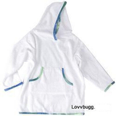 My Twinn Hoodie or Swimsuit Cover-up for 23' Doll Clothes