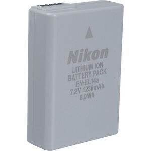 Genuine NIKON Batt.Pack EN-EL 14a PREMIUM IMPROVED Version