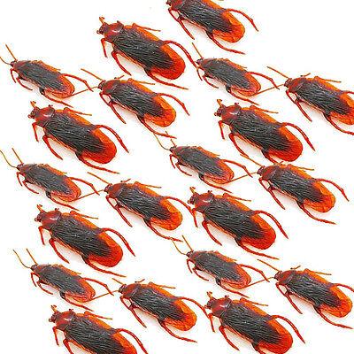 Joke Fake Cockroach Plastic Toy Prank