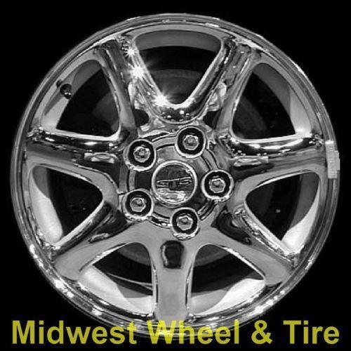 Chrome Wheel Cadillac 16 Quot Quot Ebay