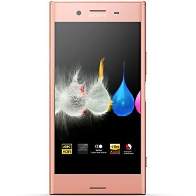Sony Xperia Xz Premium 5 5  Dual Sim Unlocked Smartphone  64Gb  Pink