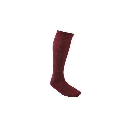 adult baseball maroon sock jpg 422x640
