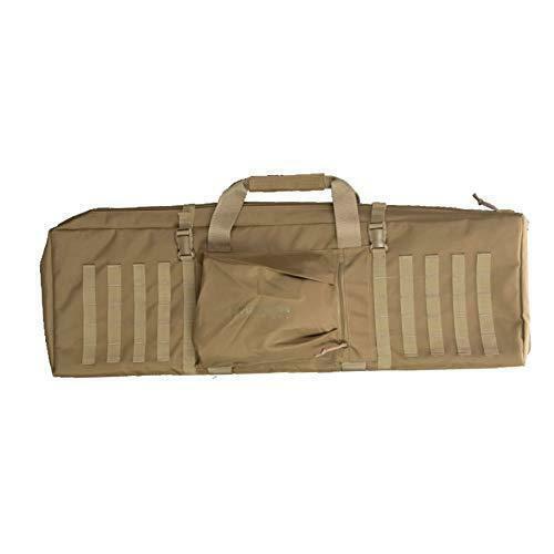 "Tippmann Tactical 36"" Long Airsoft Paintball Gun Case Protective Carry Bag Tan"