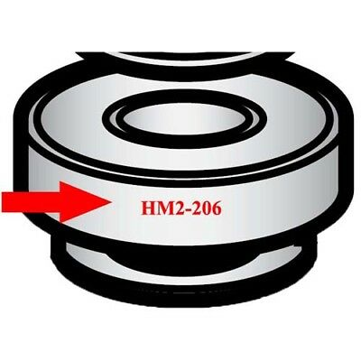 Ball Bearing For Hobart Mixers A120 A200 Oem Bb-20-18