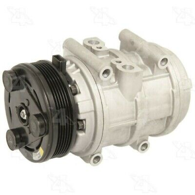 Remanufactured Compressor And Clutch 58110 Four Seasons (Everco A93130)
