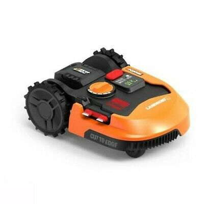 WORX WR150 20V Landroid L Cordless 4.0ah Powershare Robotic Lawn Mower-Open Box Robot Lawn Mower