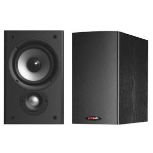 Polk Audio T300 100-Watt Bookshelf Speakers - Pair