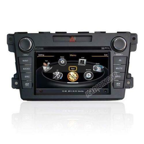 mazda 3 navi video in dash units w gps ebay. Black Bedroom Furniture Sets. Home Design Ideas