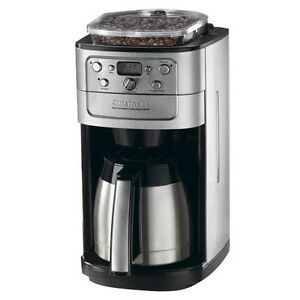 Cuisinart Fully Automatic Burr Grind and Brew
