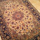 Isfahan Silk Rug