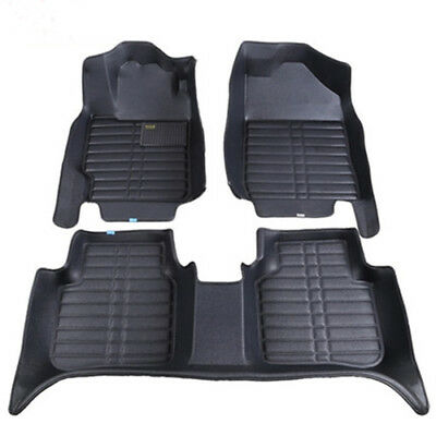 For BMW 3 Series F30 318i 320i 323i 325i 328i Car Floor Mats All-Weather Carpets Bmw 325i Floor Mats
