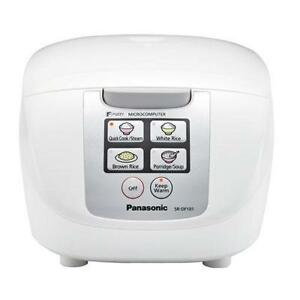 NEW Panasonic Rice Cooker - 5-Cup