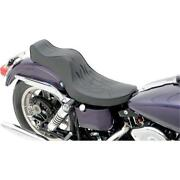 Harley King Queen Seat