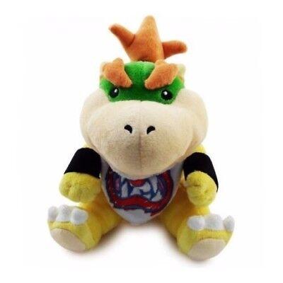 Sanei Super Mario Series 7 inch Bowser Koopa Jr. Plush Toy P