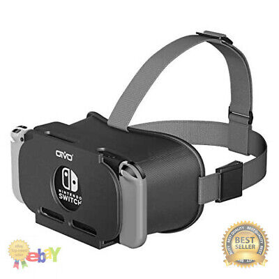 OIVO VR Headset for Nintendo Switch, 3D VR (Virtual Reality) Glasses, Labo Go...