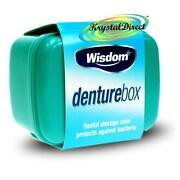 False Teeth Box