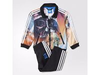 Boys Adidas Star Wars Tracksuit 18 - 24 months (2T)