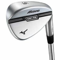 NEW MIZUNO MP T4 WHITE SATIN 56* SAND WEDGE 56.13 SW DG SPINNER