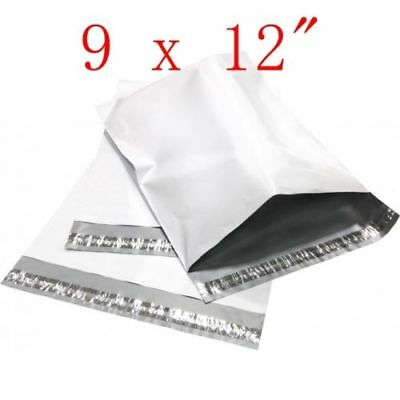 9 X 12 Poly Mailers Plastic Envelopes Shipping Bags 50 100 200 300 500 1000