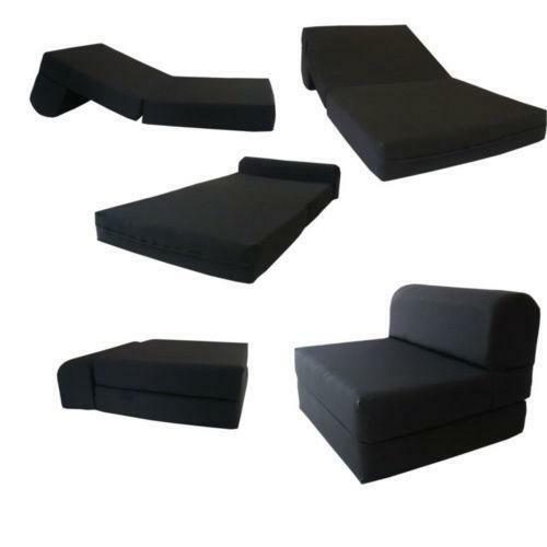 Folding Chair Bed
