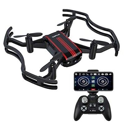 Drones with Camera - AKASO A21 Quadcopter Drone Camera Reside Video with 720P HD