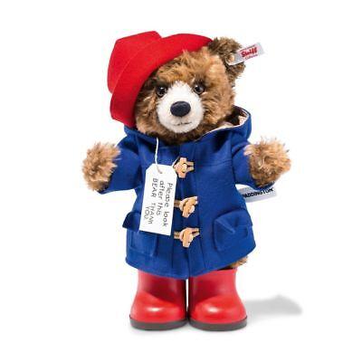 Steiff Paddington Bear EAN 690310 USA/UK Limited Edition Gift Teddy Toy New