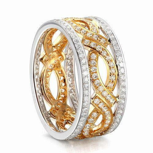 18k Solid Gold Wedding Ring  Ebay. Diy Leather Earrings. Thunderfit Rings. Greek Necklace. Woman Stud Earrings. Remembrance Lockets. Natural Gemstone Necklace. Irish Rings. Kwiat Diamond