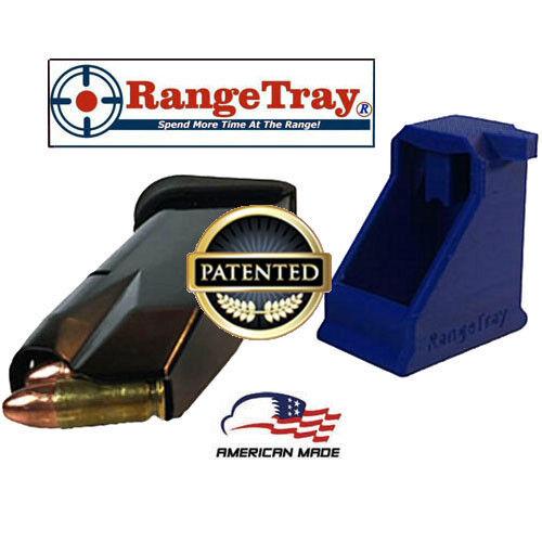 RangeTray Magazine Speed Loader SpeedLoader for Taurus G2C G2 C Range Tray BLUE