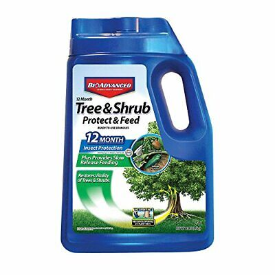 Release Granules - Tree & Shrub Protect and Feed Read To Use Granules for Slow-release Feeding