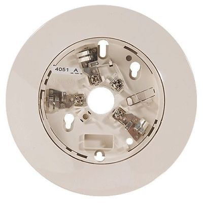 System Sensor B401b Smoke Detector Base