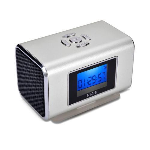 Mp3 Alarm Clock Ebay