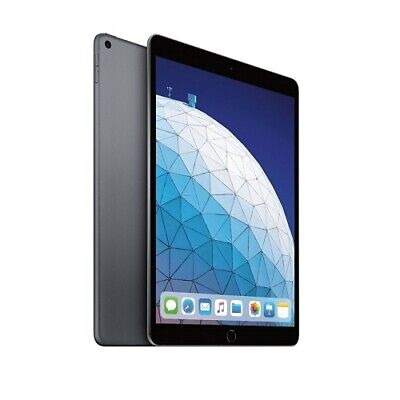 Apple iPad Air 3 64GB Space Gray Wi-Fi 3F560LL/A
