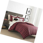 King Red Plaid Comforters & Bedding Sets