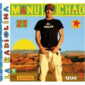 MANU-CHAO-La-Radiolina-CD-BRAND-NEW-Enhanced-Bonus-Tracks