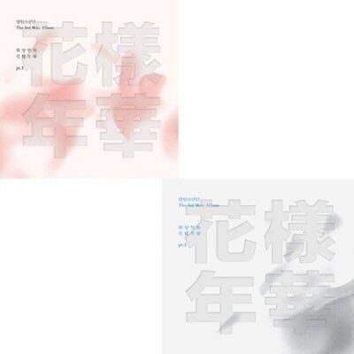 BTS-[IN THE MOOD FOR LOVE]PT.1 3rd Mini Album Random CD+PhotoBook+Card+Tracking