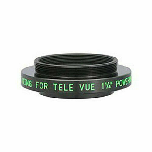 """Tele Vue M42 T-Ring Adapter for 1.25"""" 2.5x and 5x Powermate # PTR-1250"""