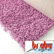 Teppich Hochflor Pink