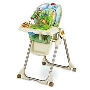Fisher Price Rainforest Highchair