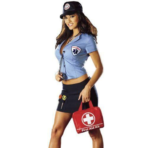 Paramedic Fancy Dress | eBay Paramedic Dress Uniform