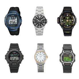 Casio Men's Watches from £8.49